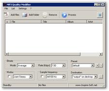 MP3 Quality Modifier